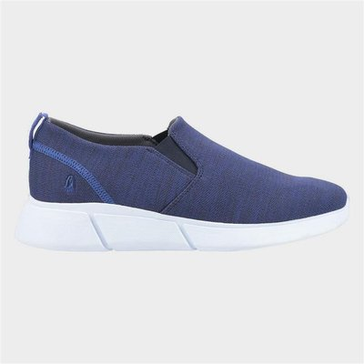 Hush Puppies Cooper Slip On Shoe in Blue