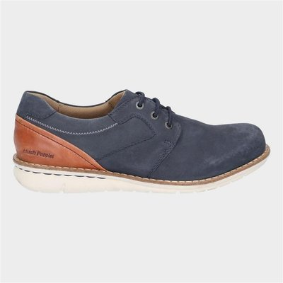 Hush Puppies Mens Chase in Blue