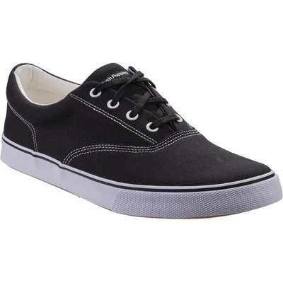 Hush Puppies Mens Chandler in Black