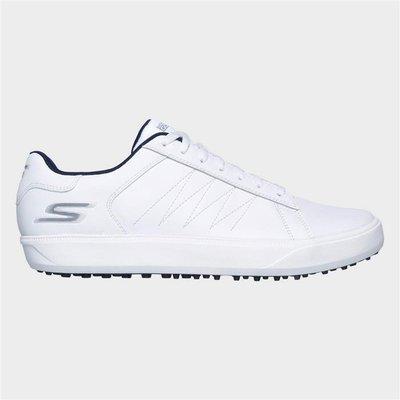 Skechers Mens Go Golf Drive 4 Sports Shoe in White