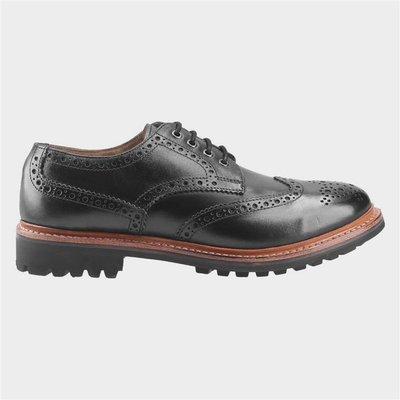 Cotswold Quenington Mens Leather Brogue Shoe