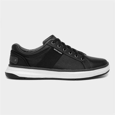 Skechers Moreno Windsor Mens Shoe in Black