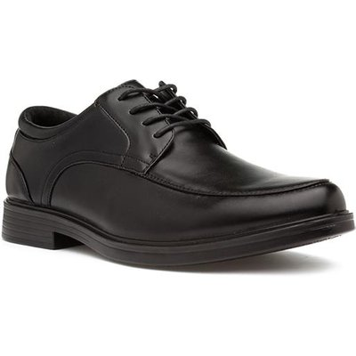 Beckett Mens Lace Up Black Formal Shoe