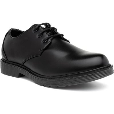 Beckett Mens Black Formal Lace Up Shoe