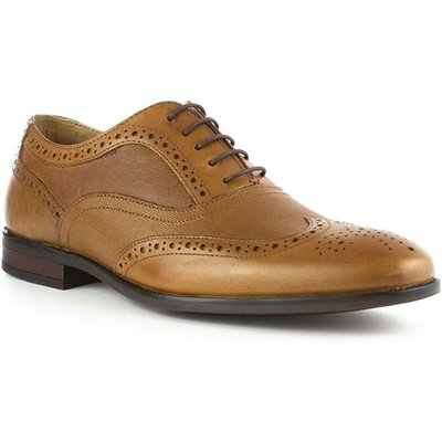 Red Tape Mens Brown Lace Up Shoe