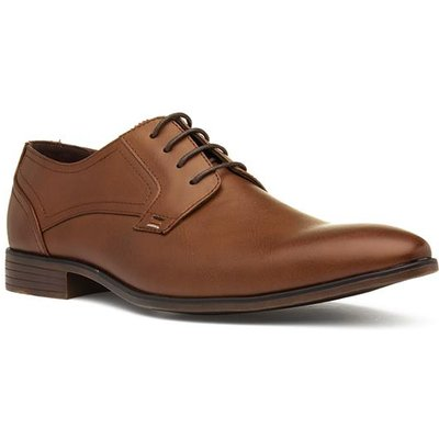 Beckett Mens Tan Lace Up Formal Shoe
