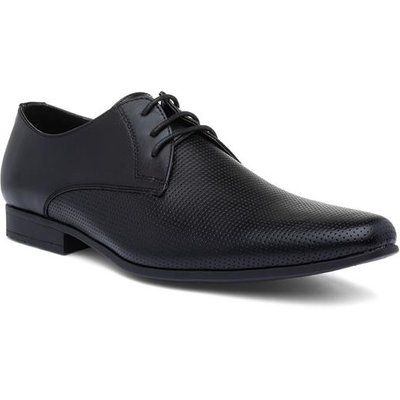 Beckett Mens Lace Up Formal Shoe in Black