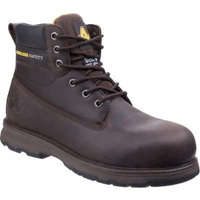 Amblers Safety Mens AS170 Brown Westwood