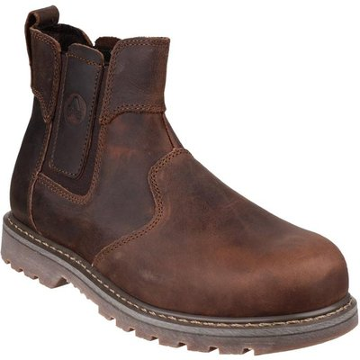 Amblers Safety Mens FS165 in Brown
