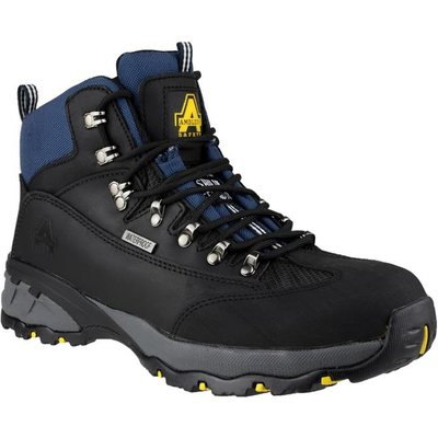 Amblers Safety Mens FS161 Black Waterproof Boot