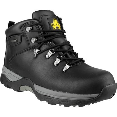 Amblers Safety Mens Black Waterproof Safety Boot