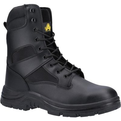 Amblers Safety Mens Black Waterproof Safety Boots