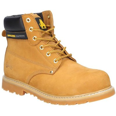 Amblers Safety FS7 Adults Safety Boot in Honey