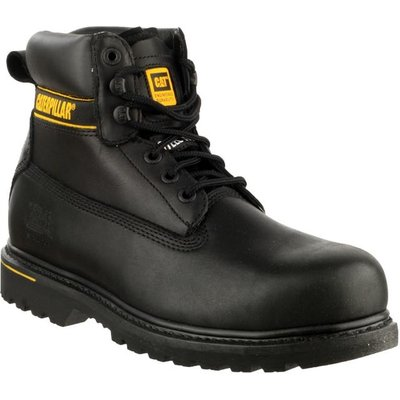 CAT Safety Footwear Holton S3 Mens Boot Black