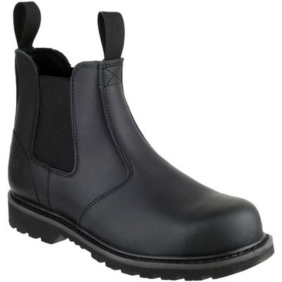 Amblers Safety FS5 Adults Safety Boot in Black