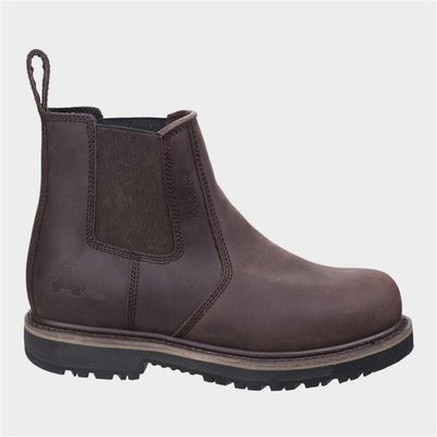 Amblers Safety AS231 Dealer Mens Boot in Brown