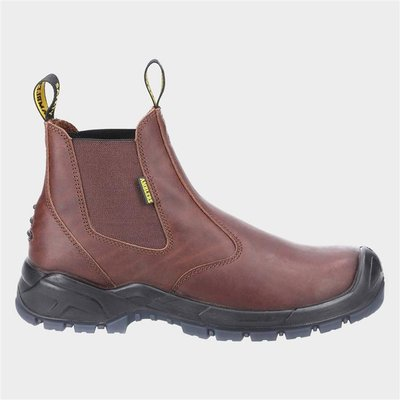 Amblers Safety AS307C Adults Boots in Brown