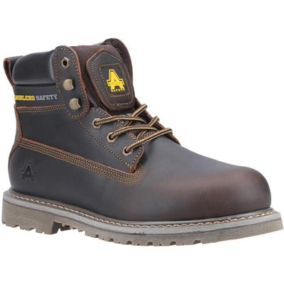 Amblers Safety FS164 Adults Safety Boot in Brown