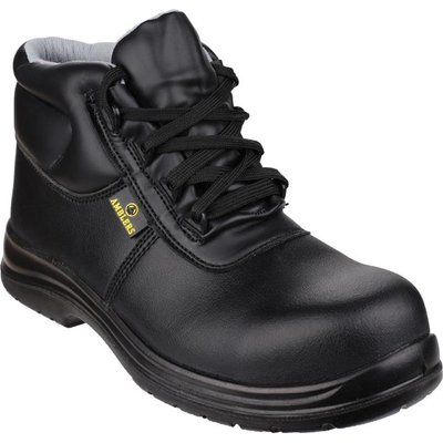 Amblers Safety FS663 Adults Safety Boot in Black