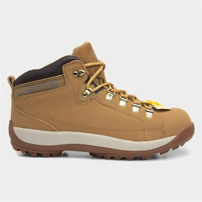 Groundwork GR387 Adults Safety Boot in Honey
