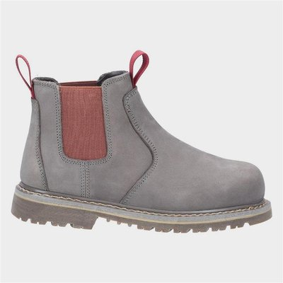 Amblers Safety Womens AS106 Sarah in Grey