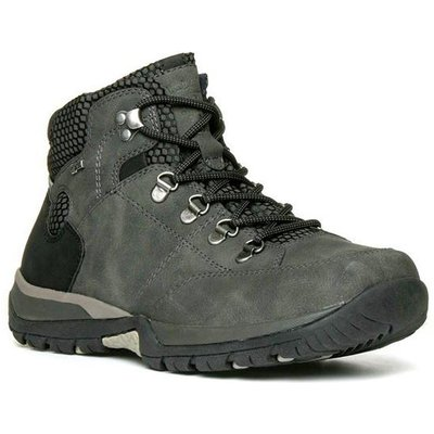 Relife Mens Grey Walking Boot