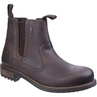 Cotswold Mens Worcester Boot in Brown
