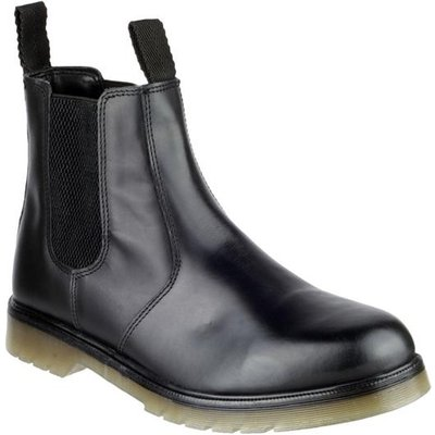 Amblers Mens Colchester Boot in Black