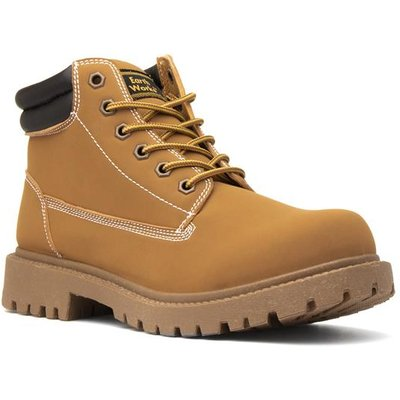Earth Works Mens Honey Lace Up Boot