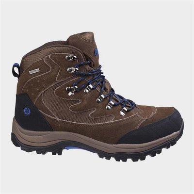 Cotswold Mens Oxerton Waterproof Hiker in Brown