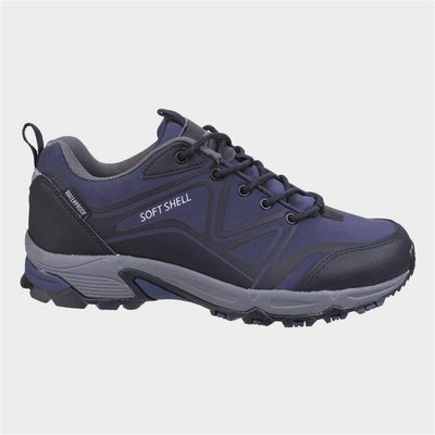 Cotswold Mens Abbeydale Low Hiker in Blue