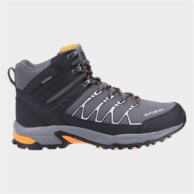 Cotswold Mens Abbeydale Mid Hiker in Grey
