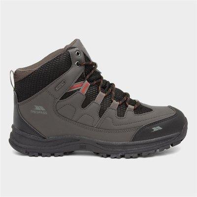 Trespass Finley Mens Brown Waterproof Hiking Boot