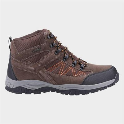Cotswold Maisemore Mens Brown Hiking Boots