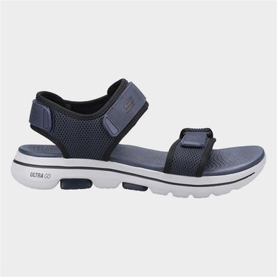 Skechers Mens Go Walk 5 Cabourg Sandal in Blue