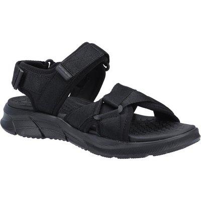 Skechers Mens Equalizer 4.0 Sandal Tolgus in Black