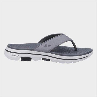 Skechers Go Walk 5 Varson Slip On Shoe in Grey