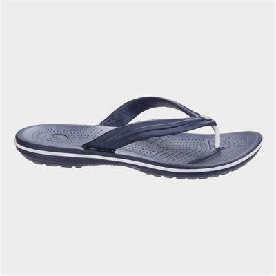 Crocs Crocband Flip Adults Sandal in Navy
