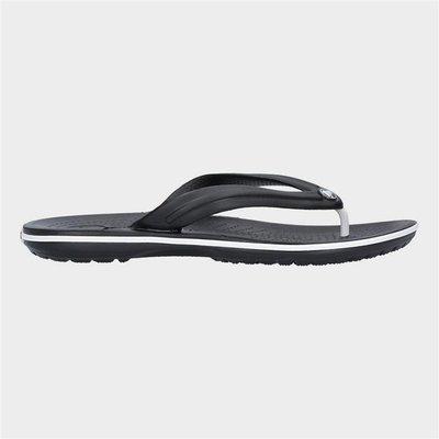 Crocs Crocband Flip Adults Sandal in Black
