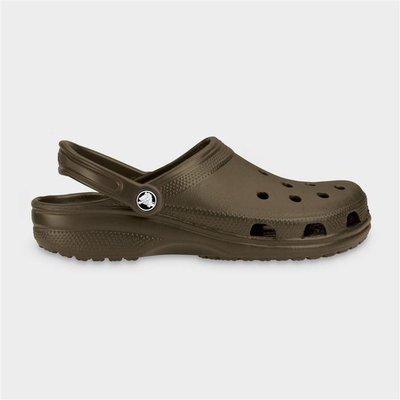 Crocs Adults Brown Classic Clog