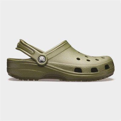 Crocs Adults Classic Clog in Green