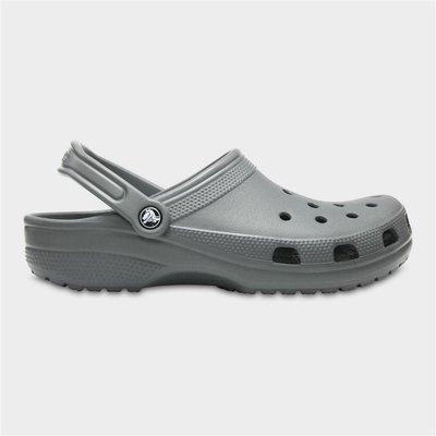 Crocs Adults Classic Clog in Grey