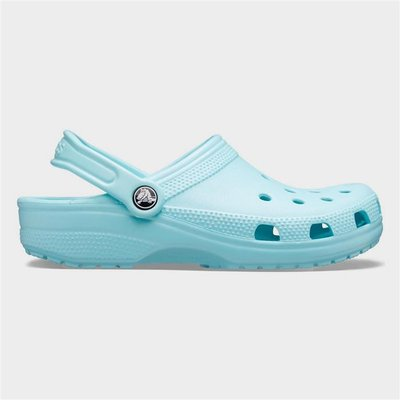Crocs Womens Classic Clog in Turquoise