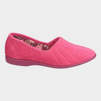 GBS Womens Audrey Slipper in Pink