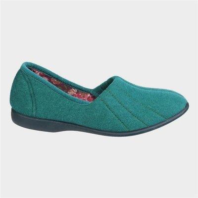GBS Womens Blue Audrey Slipper