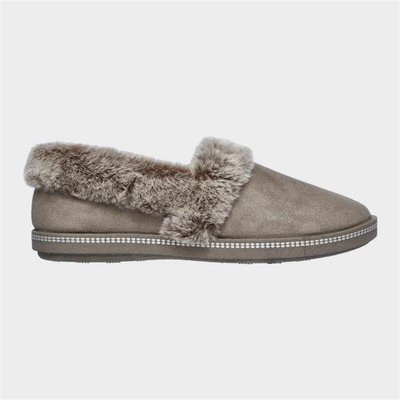Skechers Womens Cozy Campfire-Team Toasty in Brown