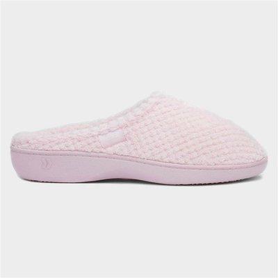 Padders Esme Womens Grey Bootie Slipper