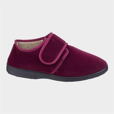 Fleet And Foster Mens Sam in Red
