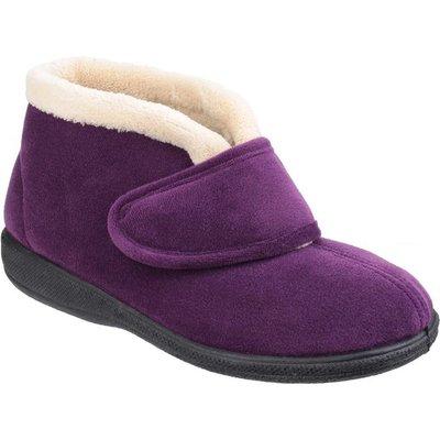 Fleet And Foster Womens Levitt in Purple