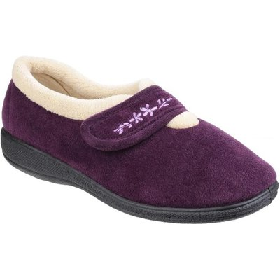 Fleet And Foster Womens Capa in Purple